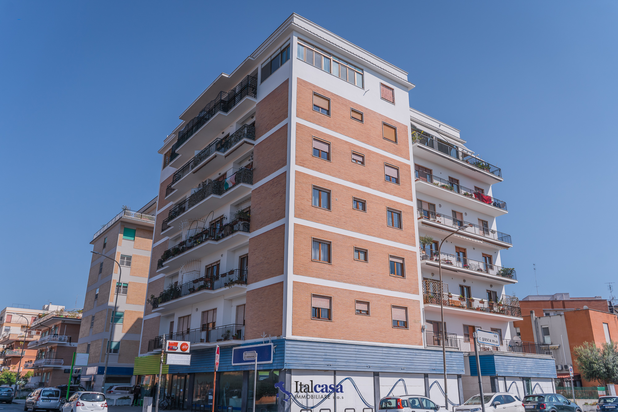 Appartamento Via C. Pascarella